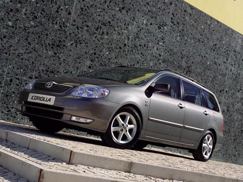 Тормозные колодки Kötl 3289KT для Toyota Corolla IX универсал (_E12J_, _E12T_) 1.4 VVT-i, 2002-2007 года выпуска