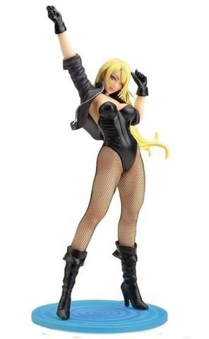 DC Bishoujo Black Canary Statue
