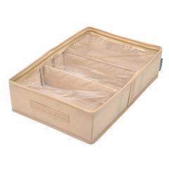 кофр для сапог 53х34х12 см, 2 съемные перегородки, каир
