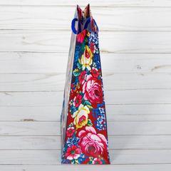 Пакет ламинированный вертикальный «8 Марта!», ML 23  27  8 см