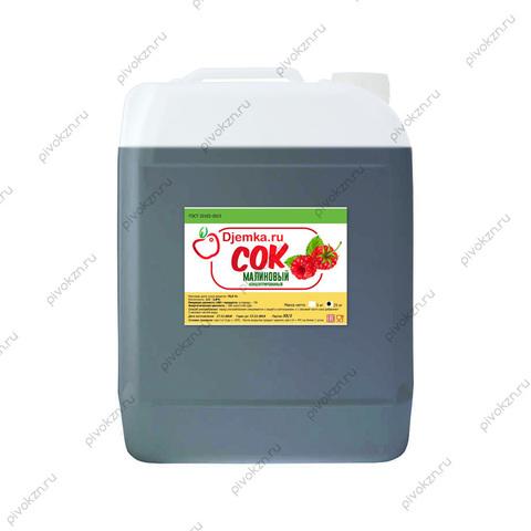 Концентрированный сок «Малина» 25 кг
