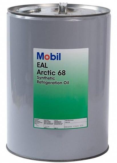 Mobil EAL Arctic 68 (20л) - Масло для холодильных установок