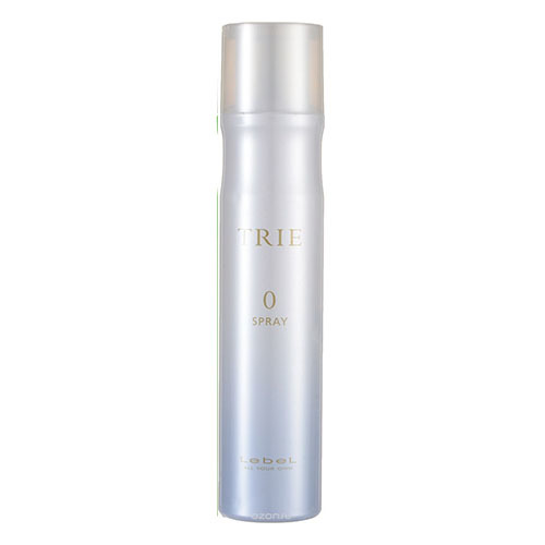 Lebel Trie Spray 0 - Увлажняющий спрей для полировки волос