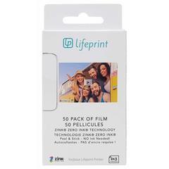 Фотобумага для принтера LifePrint 2x3, 50 листов