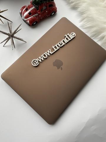 Накладка пластик MacBook Pro 13,3 Retina /matte grey/ DDC