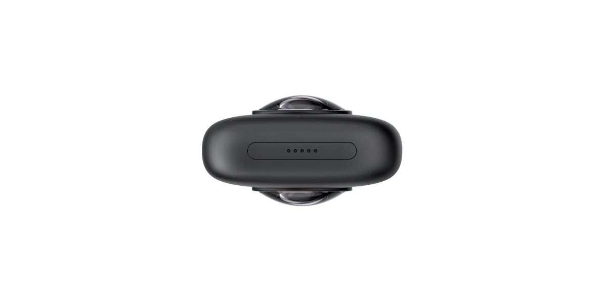 Камера панорамная Insta360 ONE X Dive Combo вид снизу