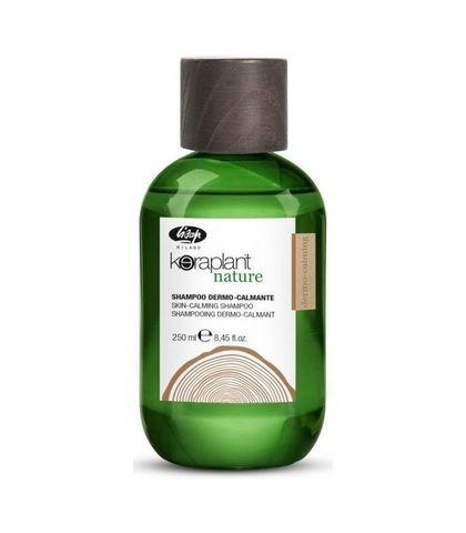 Успокаивающий шампунь для чувствительной кожи головы - Keraplant Nature Skin-Calming Shampoo