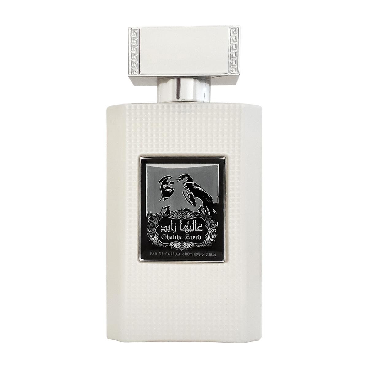Sheikh Zayed Silver u EDP 100 ML SPR спрей от Reev Khalis Perfumes Халис