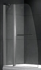 Шторка на ванну Gemy New Rockcoco S03201 100 см