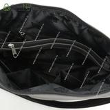 Сумка Саломея 405 токио серый + черный