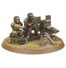 Start Collecting! Astra Militarum. Отряд тяжелого вооружения