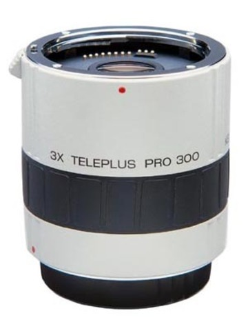 Телеконвертер Kenko Teleconverter Teleplus Pro 300 AF 3X White для Canon