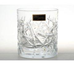 Набор стаканов для виски 290 мл TRAMA RCR Cristalleria Italiana (2 шт)