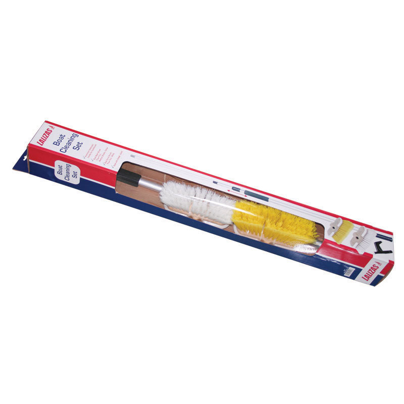 Boat cleaning set