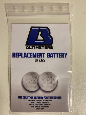 Комплект батареек от L&B