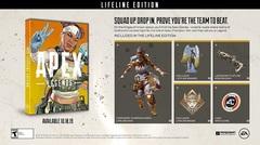 PS4 Apex Legends. Lifeline Edition (русская версия)