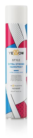 Лак Еллоу экстрасильной фиксации для волос 500мл