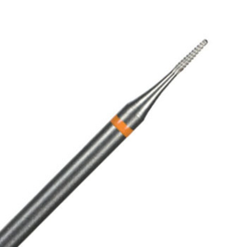 Насадка стальная игловидная фисурная 0,8 мм. (39RF.008) 27237