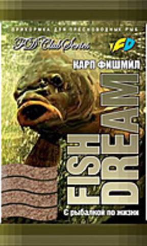 Прикормка Fish Dream (Фишдрим) Карп фишмил