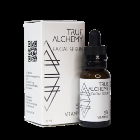 Vitamin C 5%, 30мл (TRUE ALCHEMY)
