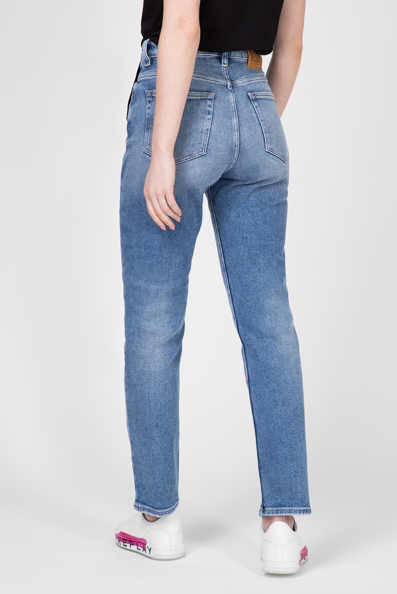 Женские синие джинсы D-EISELLE Diesel