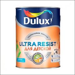 Краска для Детской Dulux Ultra Resist BC (прозрачный)