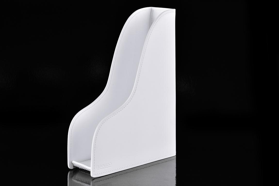 белый лоток вертикальный а4 для бумаг фото