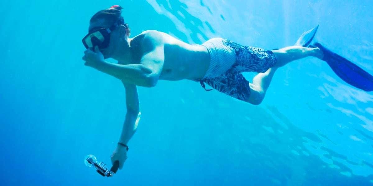 Камера панорамная Insta360 ONE X Dive Combo