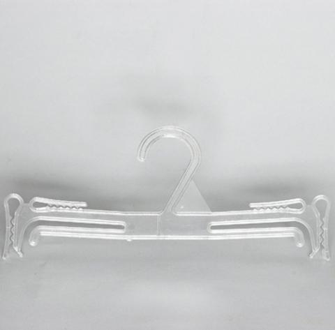 Плечики для белья В 22  прозрачные