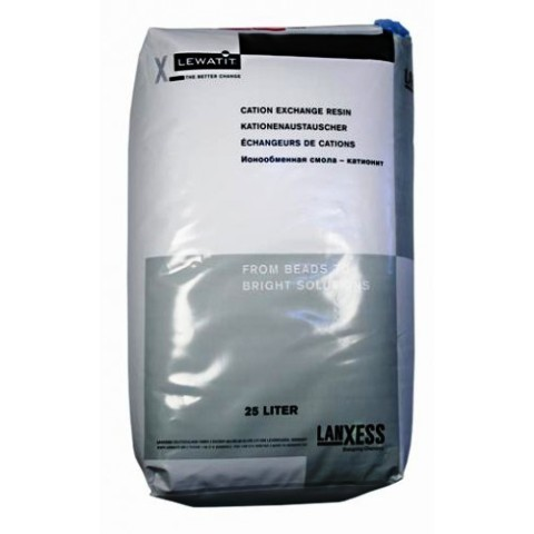 Смола-анионит «Lewatit MonoPlus M 500 OH» (25л)
