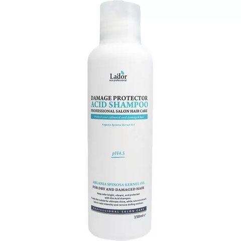 Шампунь для волос La'dor  с аргановым маслом  Damaged Protector Acid Shampoo new 150 мл