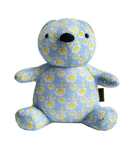 Подушка-игрушка антистресс «МиниМишка Ромашковый»