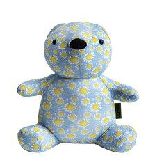 Подушка-игрушка антистресс «МиниМишка Ромашковый» 1