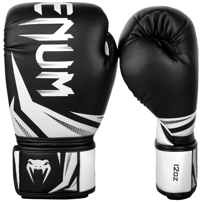 Перчатки Перчатки для бокса Venum Challenger 3.0 Boxing Gloves-Black/White 1.jpg