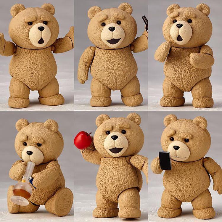 Третий лишний фигурка мишка Тедди — Movie Revo Ted