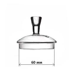 Крышка стеклянного чайника 60 мм #2