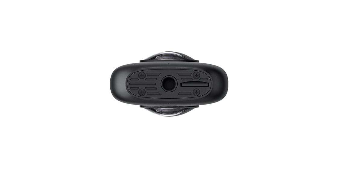 Камера панорамная Insta360 ONE X Dive Combo вид сверху