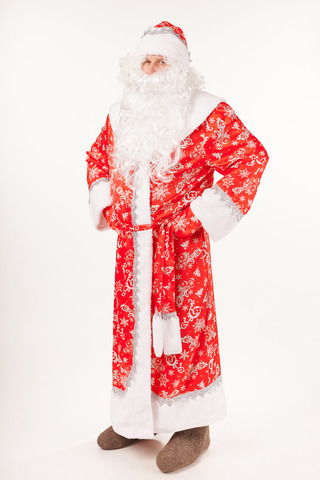 1027  Дед Мороз