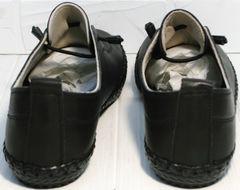 Туфли как кроссовки женские Evromoda 115 Black