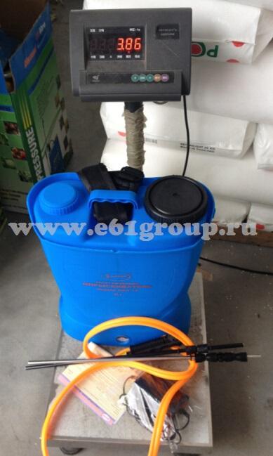 Опрыскиватель электрический Комфорт (Умница) ОЭЛ-16 характеристики