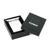 Зажигалка Zippo с покрытием Satin Chrome™, латунь/сталь, серебристая, матовая, 36x12x56 мм