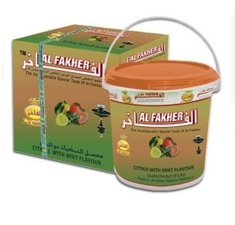 Al Fakher - Цитрус с мятой, килограмм