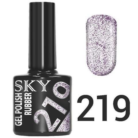 Sky Гель-лак трёхфазный тон №219 10мл