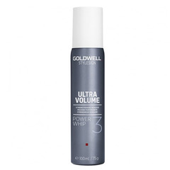 Goldwell Stylesign Ultra Volume Power Whip - Мусс для объема 3