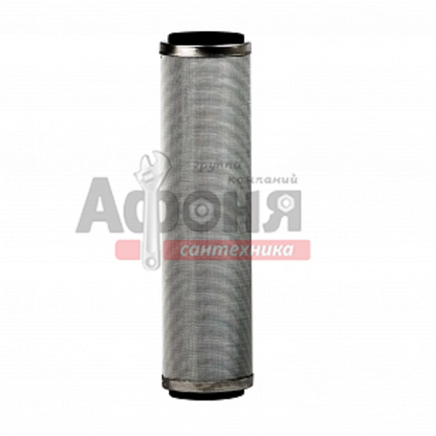 Картридж СНК 90 (нержавеющая сетка, многоразовый картридж) для холодной и горячей воды