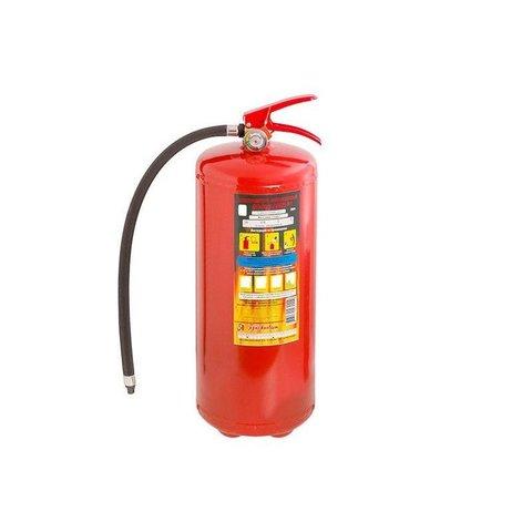 Порошковый огнетушитель ОП-6 (з) АВСЕ