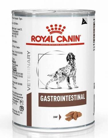 Royal Canin консервы для собак Gastro Intestinal при нарушениях пищеварения 200г