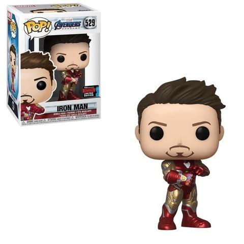 Фигурка Funko Pop! Marvel: Avengers: Endgame - Iron Man (Gauntlet) (Excl. to New York Comic Con)