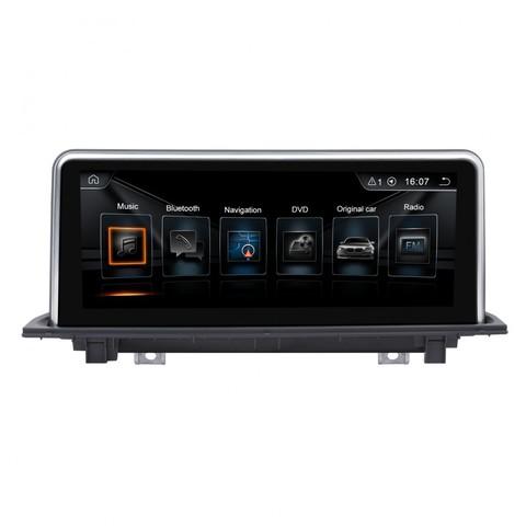 Монитор для BMW X1 F48 NBT 2016-2017 Android 10 4/64 IPS модель CB-8209TC