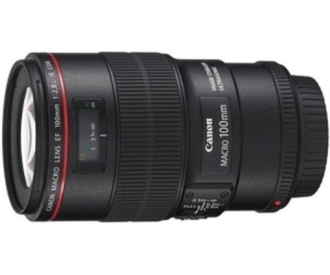 Объектив Canon EF 100mm f/2.8L MACRO IS USM
